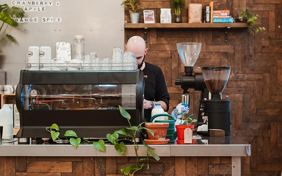 Cafe in Brooklyn offer Cannabis infused coffee