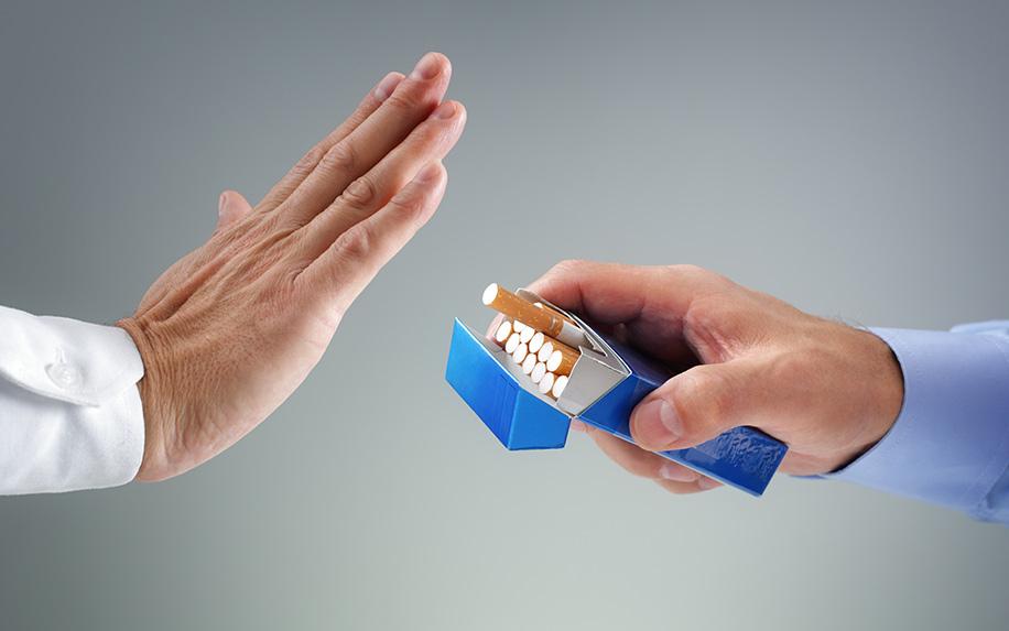 CBD reducing smoking