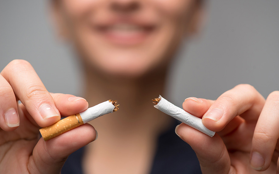 10 useful tips to help quit smoking