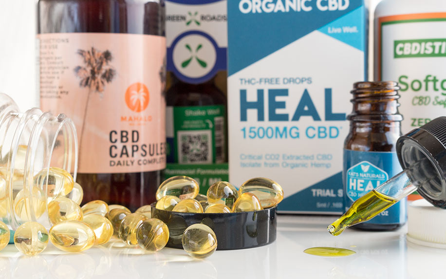 Best CBD products for depression