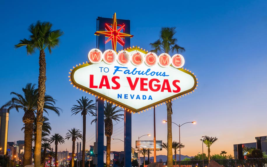 Cannabis use and gambling is now illegal in Vegas