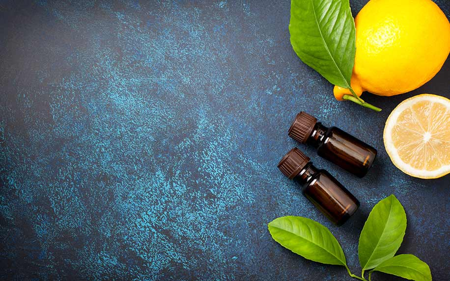 Using essential oils to treat acne