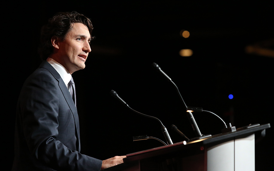 Canadian President Justin Trudeau doesn't back down on cannabis legalization