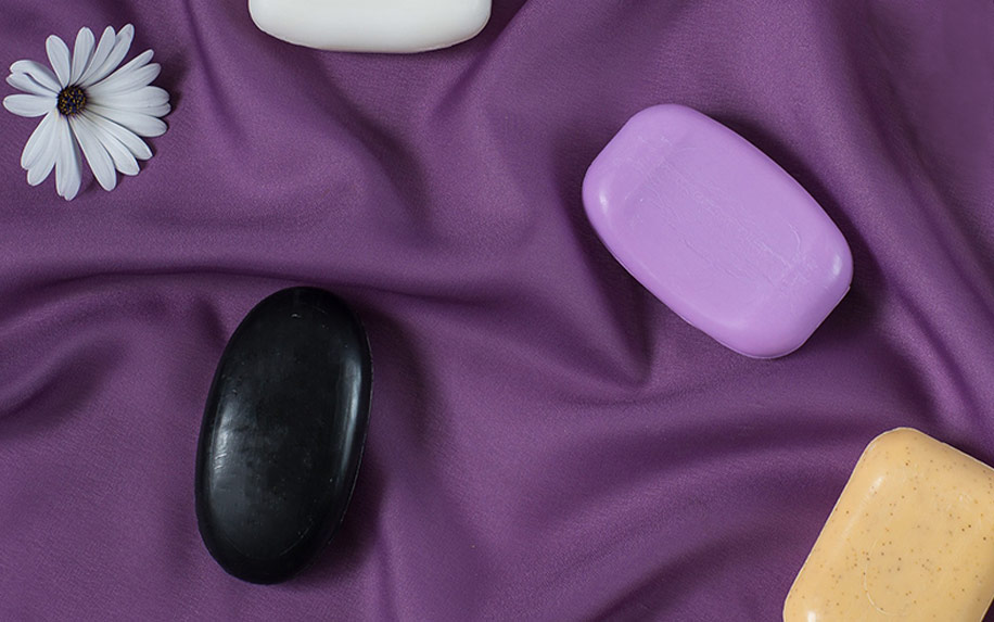 Skin care treatment using black soap