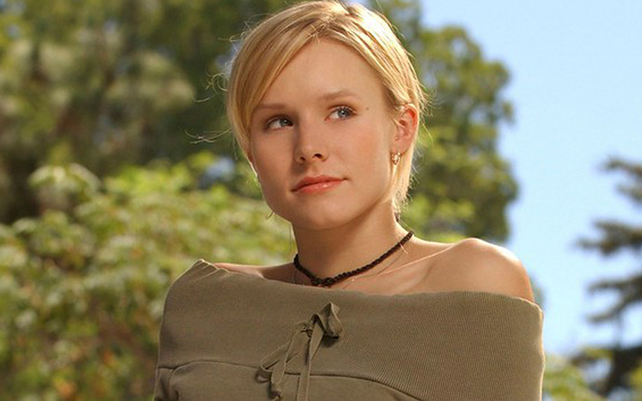 Kristen Bell Managing Pain with CBD oil