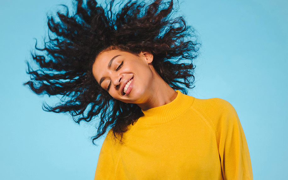 CBD oil is good for skin but what about our hair?