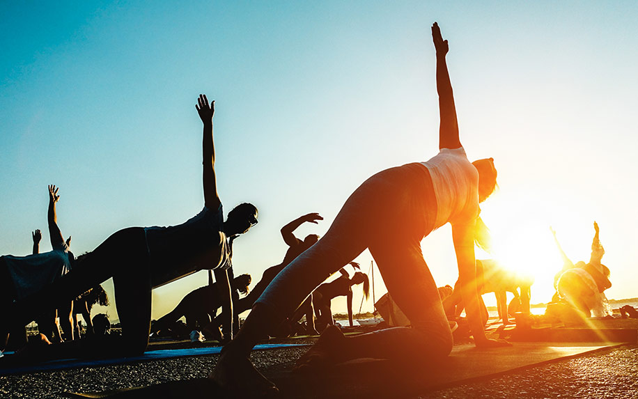 Are fitness classes with cannabis a good idea?