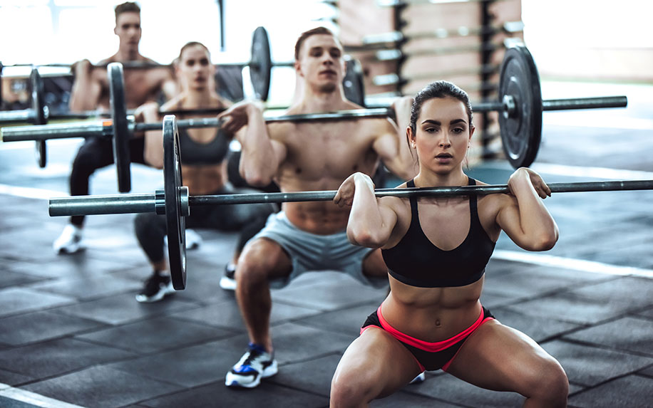boosting crossfit workouts with CBD