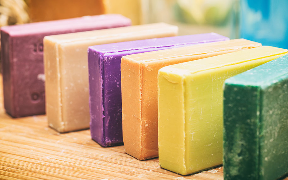 Learn to make CBD soap the easy way.