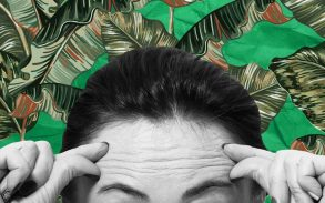 Find out if cannabis can give you wrinkles.