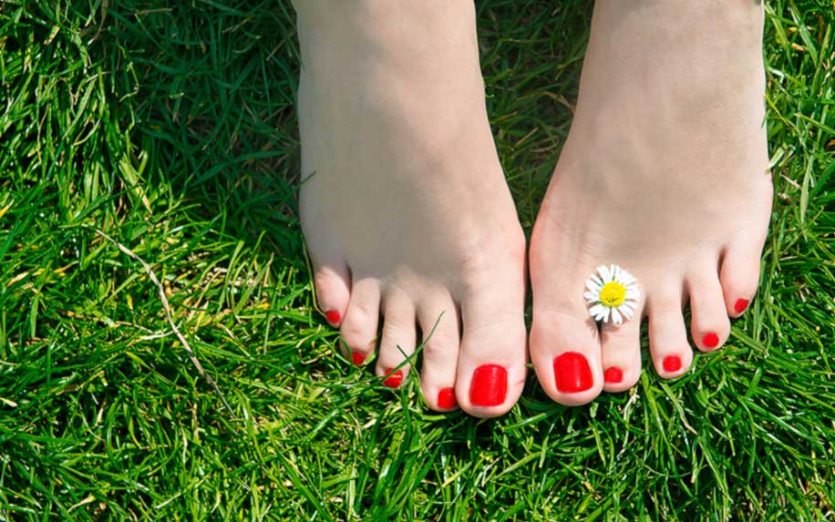 Toenail fungus and how cannabis can help