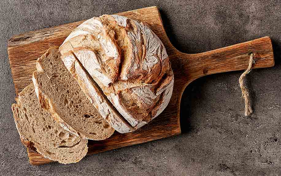 Find out how CBD can improve your stale bread leftovers.