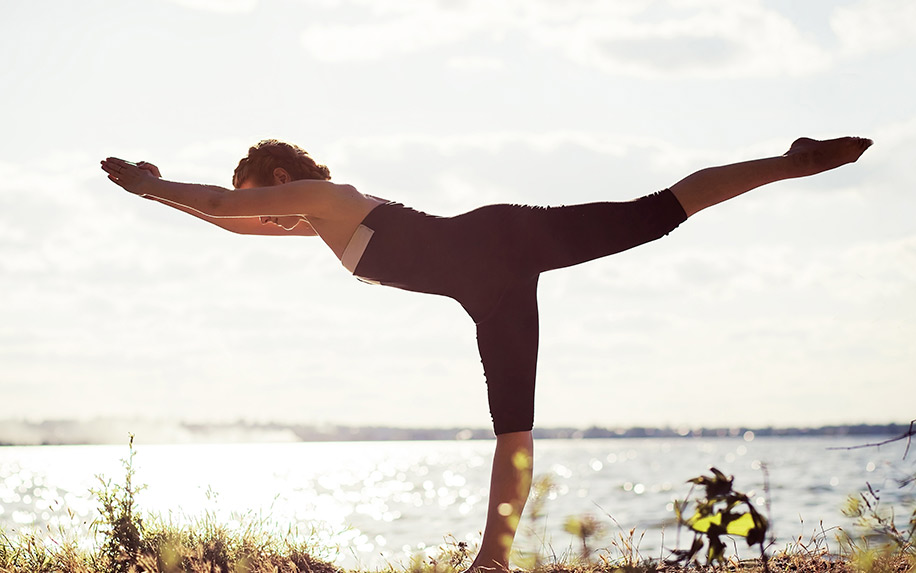 Find out how CBD can help with your yoga poses.