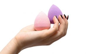 Your beautyblender and CBD makeup