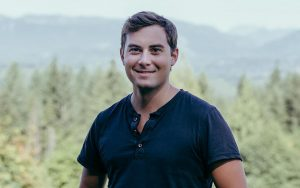 Ryan Smith, 25, CEO and co-founder of LeafLink,