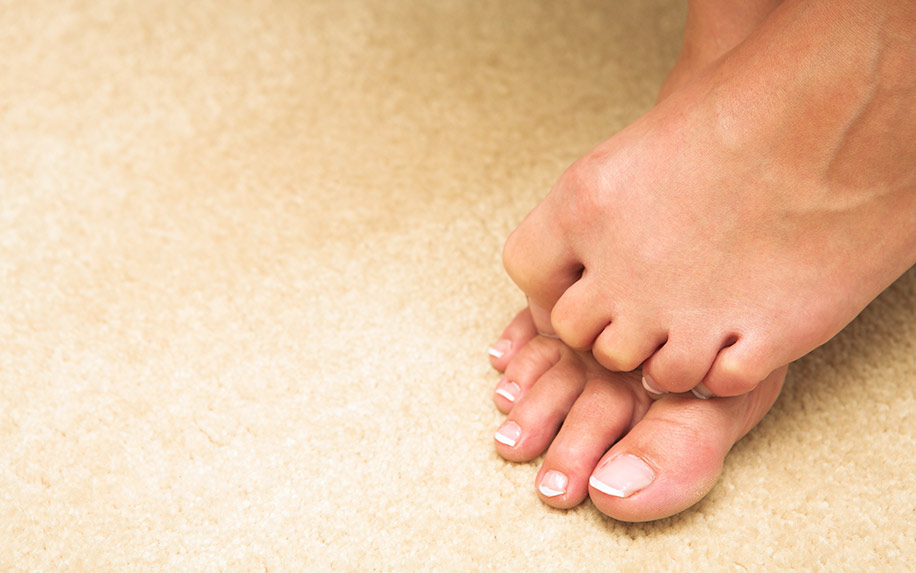 These two cannabinoids can treat foot fungus