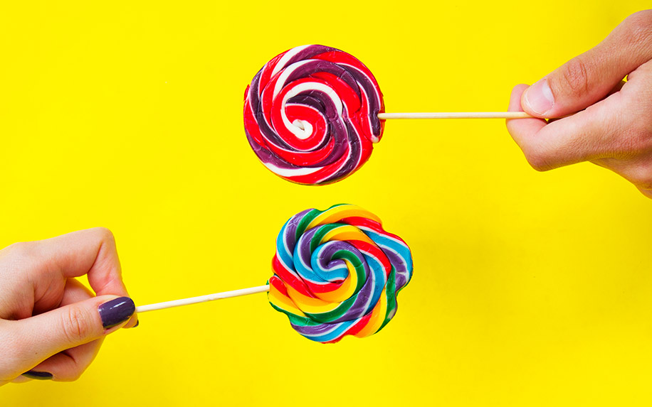 Can you benefit from cannabis lollipops?