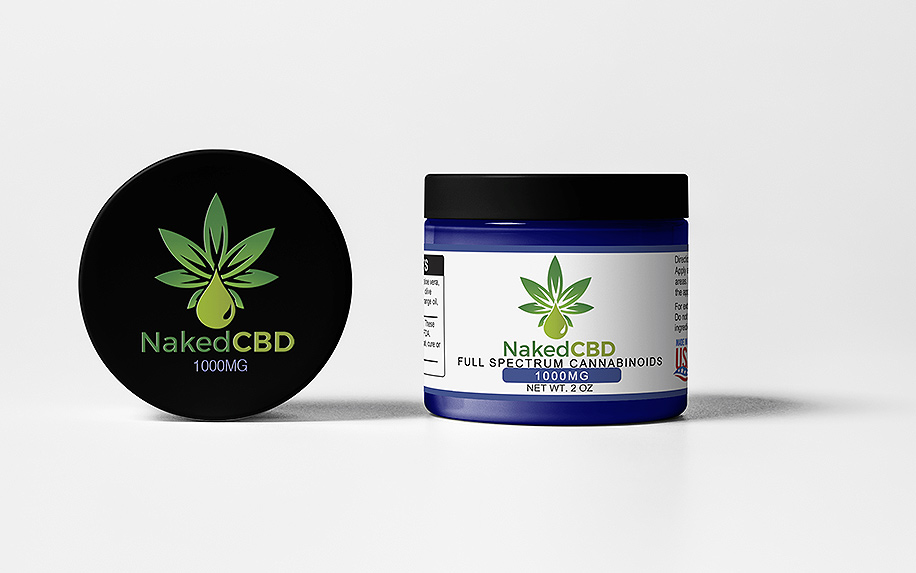 NakedCBD Relief Balm from NakedCBD