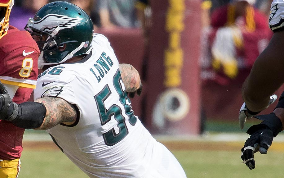 Chris Long on the stigma with cannabis.