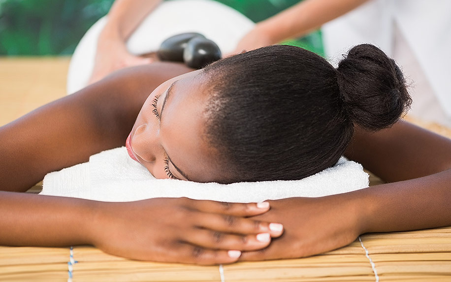 Benefits of a cannabis massage.