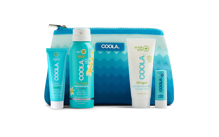 4 Piece Signature Kit by Coola ($32)