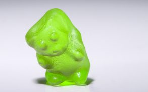 Gummi Bear Still-Life