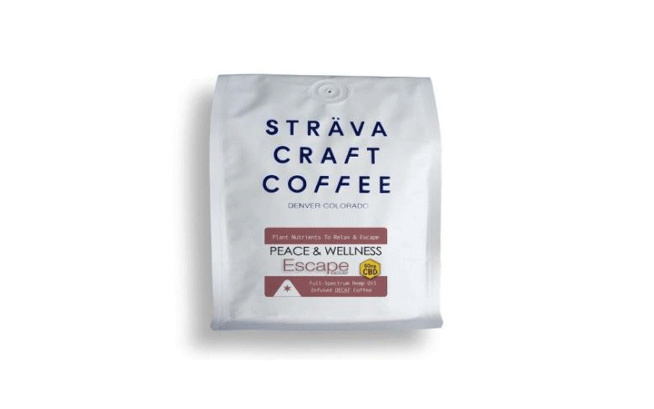 Strava Escape Decaf Coffee from Strava Craft Coffee.