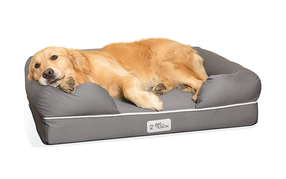 Orthopedic Dog Bed by PetFusion.