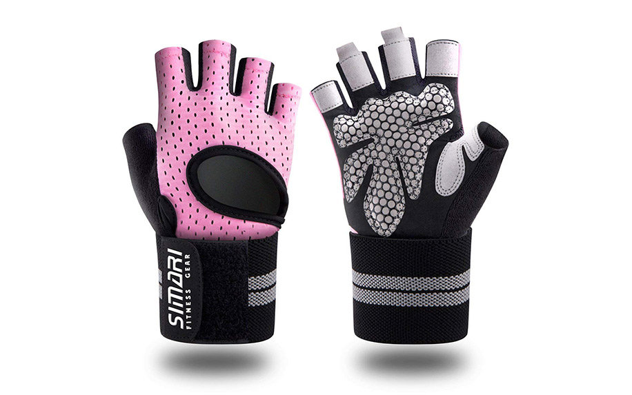 Workout Gloves by Simari.