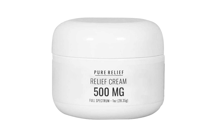 Pure Hemp Relief Cream by Pure Relief ($55)