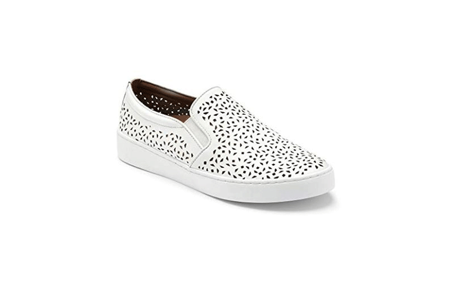 Ladies' Sneakers with Concealed Orthotic Arch Support by Vionic ($60)