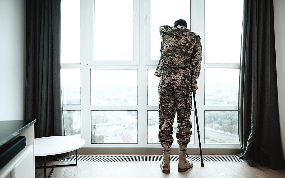 Veterans seeking medical cannabis.