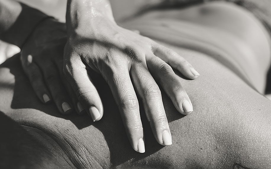 Cannabis massage used as MS treatment.