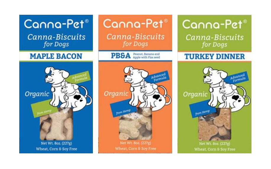 Canna-Pet Organic Biscuit Assortment by Canna-Pet.