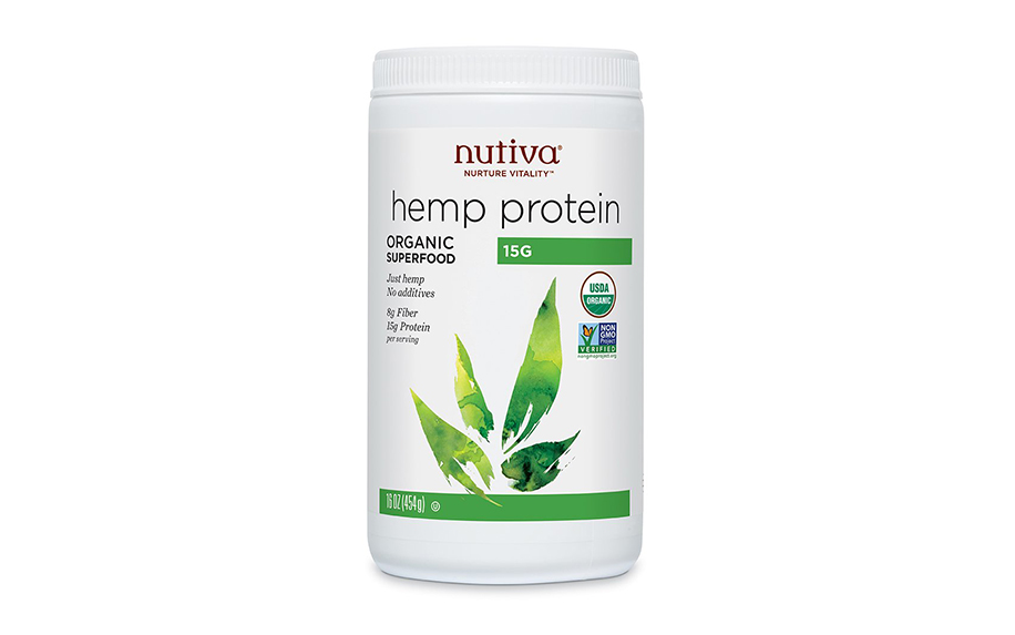 Hemp Protein Powder by Nutiva.