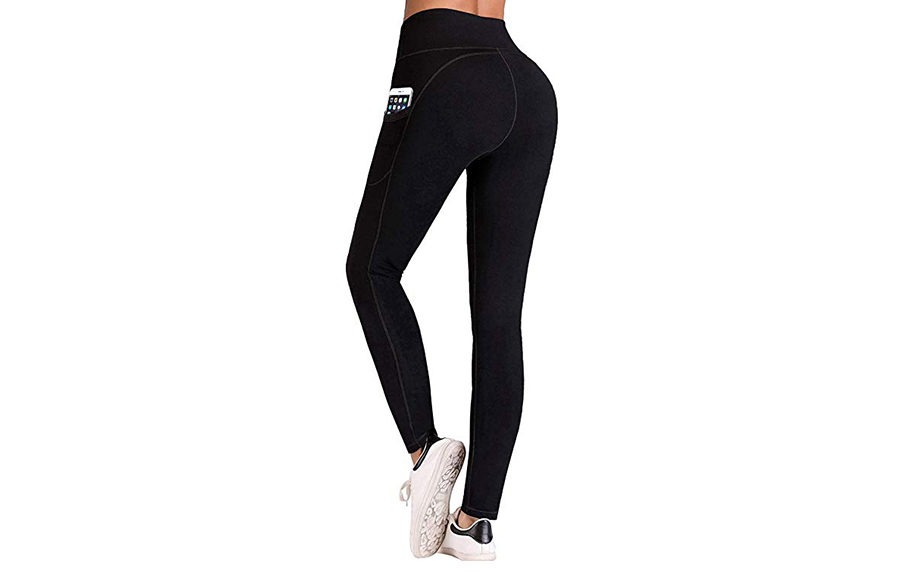 High Waist Yoga Pants by IUGA.