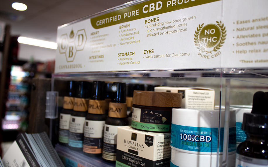 CBD brand banned by FDA.