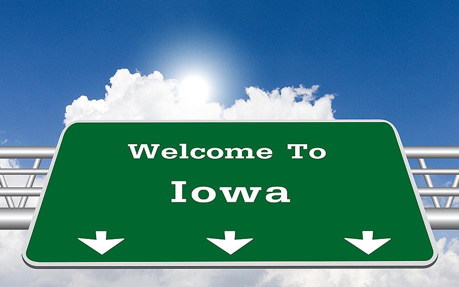Illegal CBD in Iowa.