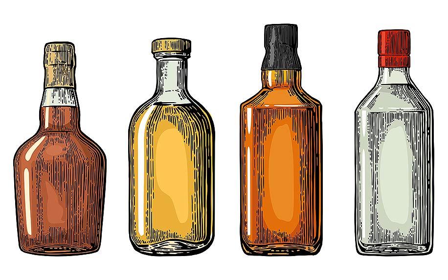 CBD infused rum