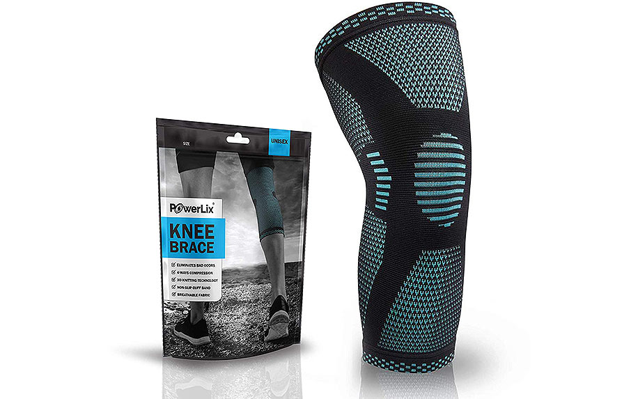 Compression Knee Brace by PowerLix