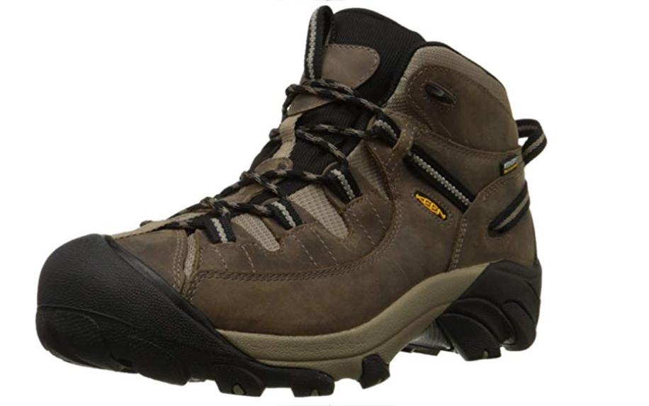 Targhee Waterproof Hiking Boot by Keen