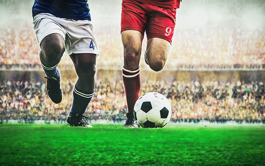 CBD helping soccer players in different ways