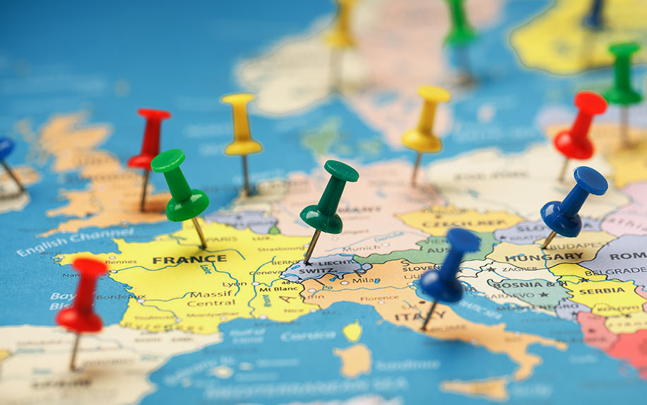 Possible European countries to legalize cannabis