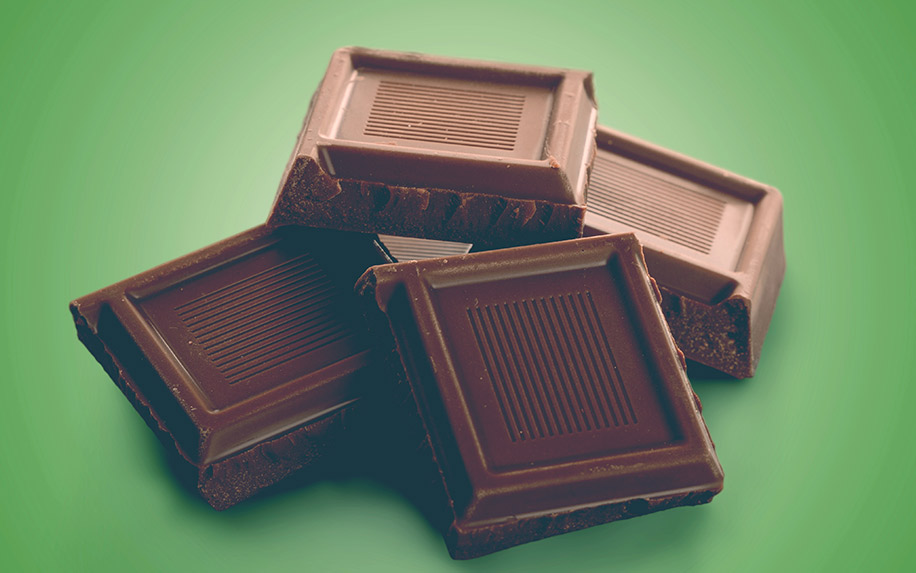 Reasons for caution when eating cannabis chocolate