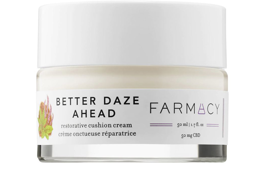 CBD skin cream by Farmacy