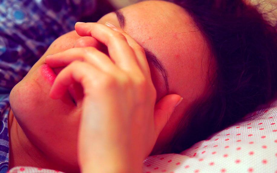 How CBD sleep strips can help improve your sleep