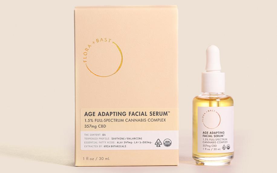 Flora + Bast Age Adapting Facial Serum
