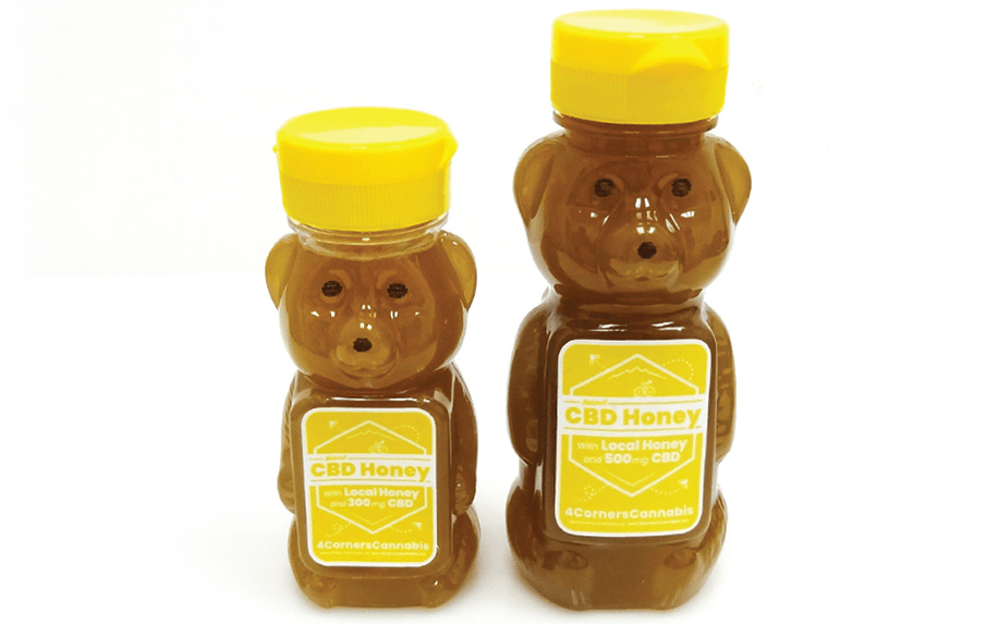 CBD Honey by 4 Corners Cannabis