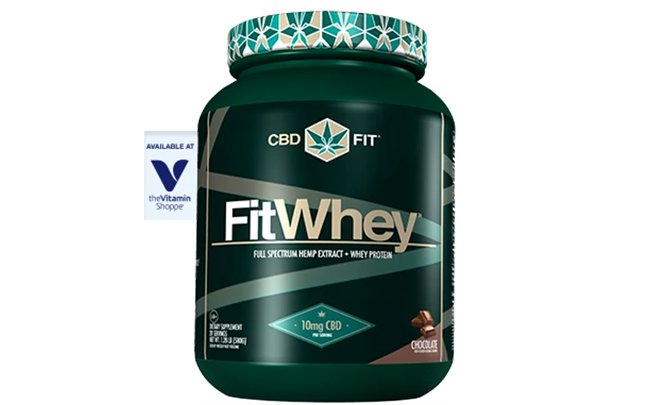 Fit Whey by CBDfit