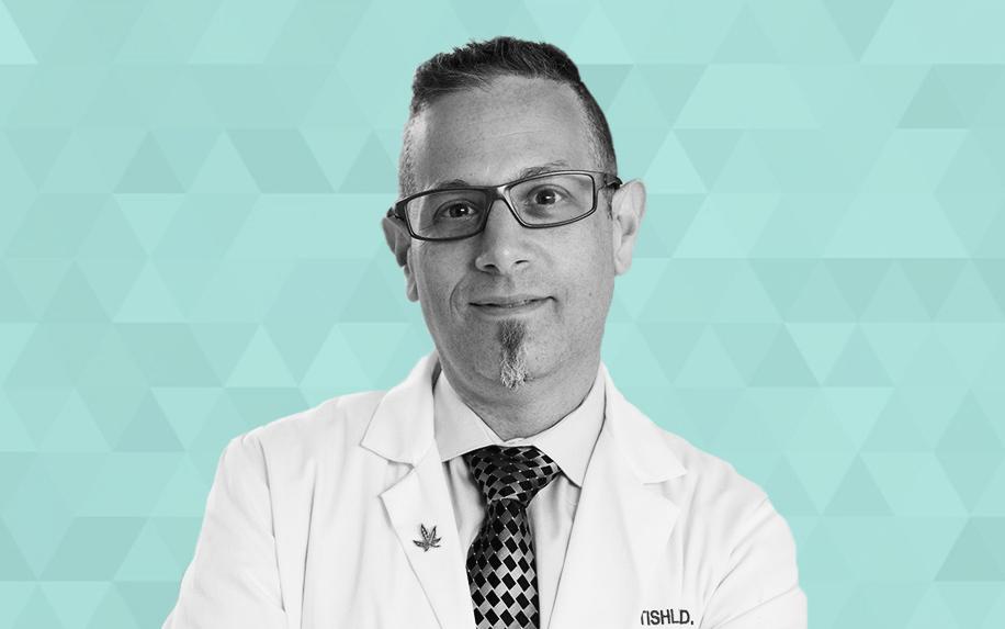Dr. Jordan Tishler explaining why CBD is a scam.